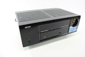 Denon AVR-1513 5.1-Channel 165 Watt Receiver AS IS For Parts