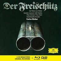 Staatskapelle Dresden Carlos Kleiber - Weber: Der Freischütz [CD]