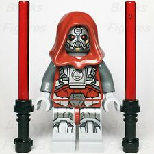 New Star Wars LEGO® Sith Warrior Lord The Old Republic Minifigure 75025