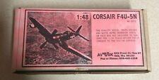 AVUSK 1/48 Corsair F4U-5N Conversion for Heller Kit