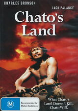 Chato's Land - Western / Action - Charles Bronson, Jack Palance - NEW DVD