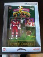 Mighty Morphin Power Rangers Legacy Collection Morphin Flip Head Red Ranger NIP