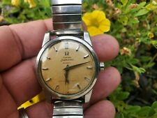 VINTAGE MENS OMEGA SEAMASTER AUTOMATIC WRIST WATCH SECOND DIAL RUNS GOOD