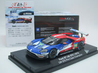 Ford GT #68 Ganassi Winner 24h LeMans GTE Pro Class 2016 J.Hand 1/43 TSM Model