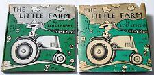 1942 Lois Lenski THE LITTLE FARM 1st ed in dj