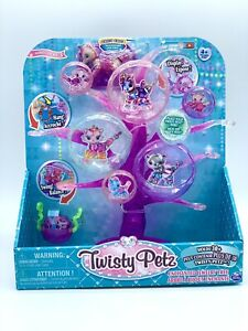Twisty Petz Series3 ENCHANTED JEWELRY TREE Exclusive Bracelet Moonstarr Unicorn!