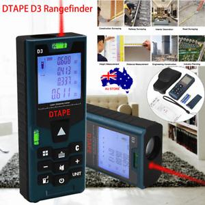 Rangefinder Single Measuring Tool DTAPE D3 Digital Laser Distance Meter 40m 100m