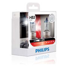 Philips HB3 9005 +100% +35m X-treme Vision Halogen Light Bulb 12V 55W