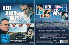 RED ROCK WEST --- Blu-ray --- Thriller --- Klassiker --- Nicolas Cage ---