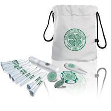 Celtic FC Sac de Golf Ensemble Cadeau T-shirts Pen New Official Licensed Football Produit