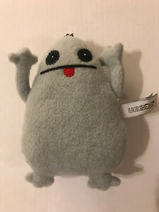 Ugly Doll - Ugly Ghost - 7-inch Plush Stuffed - RARE - 2007 *EXCELLENT*