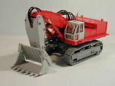 O&K RH 40  front digger excavator  high detailed hand made 1:50 model