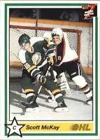 1990-91 7th Inning Sketch OHL Hockey Card Pick