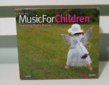 Best Of Music For Children Featuring Patsy Biscoe (150 songs) 3CD Box Set