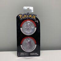 Tomy Pokemon Danglers 2 pack - Mewtwo! Mega Mewtwo