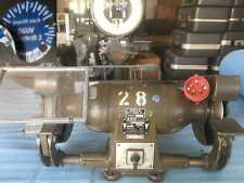 AEG DWS 200/800 Doppelschleifbock 380V Doppelschleifer Schleifmaschine Grinder Z