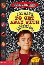 101 Ways to Get Away With Anything! (Malcolm in the Middle)-ExLibrary