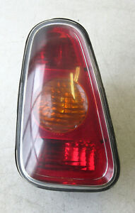Used Genuine MINI N/S Passenger Rear Light Pre LCI for R50 R53 - 6925835 #23