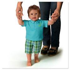 Ashton Drake - Mason's First Steps Interactive Walking Baby Doll by Linda Murray