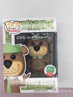 Funko Pop Yogi Bear 187 Funko shop exclusive 5000 Pcs NOT MINT BOX E05