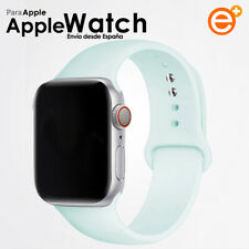 Correa Silicona Apple Watch para iWatch Series 1/2/3/4/5/6 38-40mm/42-44mm