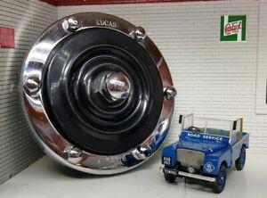 Land Rover Series 1 80 86 88 107 MG TD TF Lucas Altette horn HF1235 240325