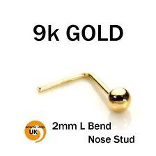 Body piercing naso in argento 2mm