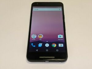 LG Nexus 5X 32GB Carbon Black 32GB Android Smartphone/Cell Phone *Tested*