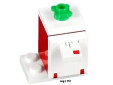 Lego 41131 -4 Friends Mailbox Boite aux lettres complet 2016