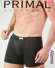 Boxer Hombre de Primitivo Elástico Medida 6-XL-52 en negro