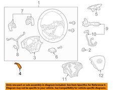 Lexus TOYOTA OEM LS460 Steering Wheel-Rear Cover Hole Cover Left 4518750040C0