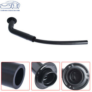 Fuel Gas Tank Filler Neck Pipe Hose Rear Tank for Ford F150 F250 F350 F450