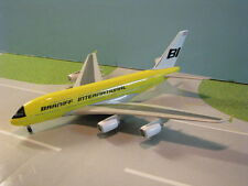 "JET-X (JXM126) BRANIFF INTERNATIONAL ""YELLOW"" A380 1:400 SCALE DIECAST MODEL"