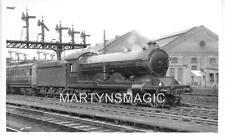 AB1-Railway Photograph LNER 696 @ York 1930's