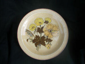 Poole SHERWOOD. Dinner Plate. Diameter 10 inches. 25.5 cms