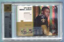 2006 SPX Reggie Bush Jersey Autograph RC 189/399 BGS 9 Mint Saints