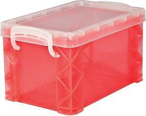 Storage Studios Super Stacker Storage Box Holds 3x5 Cards, #61613, Choose Color
