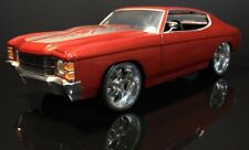 1/20 Foose Full Throttle 1971 Chevy Chevelle