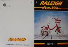 'Fun Bikes'  'Poppet' Original Shop Display Tag c1980