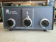 """Murch Electronics UT-2000A Roller Inductor Tuner - the """"Ultimate Transmatch"""""""