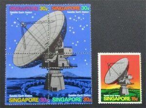 nystamps British Singapore Stamp # 142.143 MOGH   O22x3054