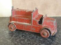 VINTAGE CHARBENS SALCO SERIES RED MICKEY MOUSE'S FIRE ENGINE