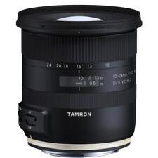 Objectifs grand angle Tamron pour appareil photo et caméscope 10-24 mm
