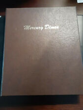 Dansco Mercury Dime 1916-1945 Coin Album #7123 - Pre Owned