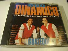 RAR CD. DUO DINAMICO. 30 GRANDES MOMENTOS DE EXITO. 1990. CBS