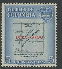 GN STAMPS- COLOMBIA, MINT, #C289, OG LH, GREAT CENTERING