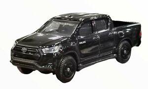 Takara Tomy Tomica 67 Toyota Hilux Car Black Vehicle Diecast 1:70
