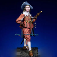 NEW 1/24 Historical figure Model Unpainted Resin Ancient Man Garage Kits Statue