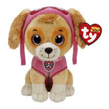 "Skye Plush Soft Toy, Paw Patrol, Ty Beanie Boo's Collection 6"" (15cm)"