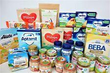 Babybrei Babynahrung Baby Milch Lebensmittelbox ca 10kg Hipp Bebivita Humana
